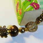 Glass Beaded BookMarks
